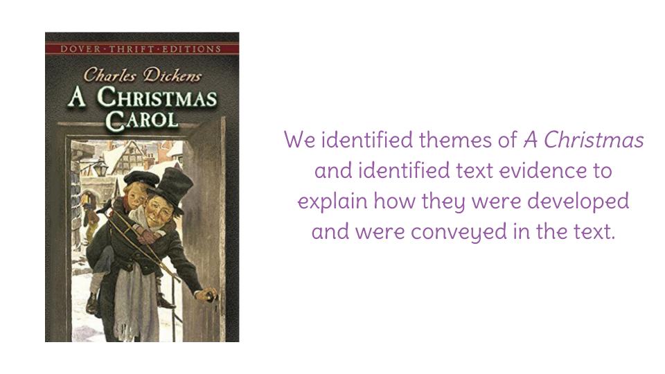 A Christmas Carol: Character Development of Scrooge