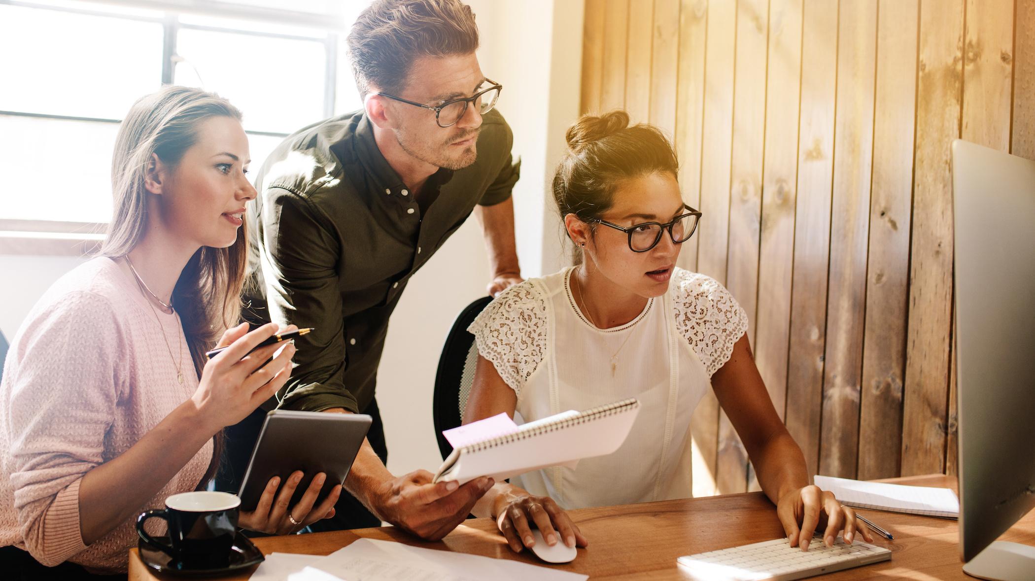 Accompagner les objectifs stratégiques d'un grand groupe par le digital learning