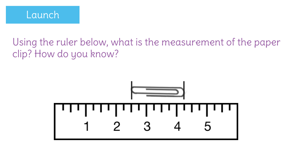 Measure and represent objects to the nearest whole half and – Measuring to the Nearest 1 4 Inch Worksheet