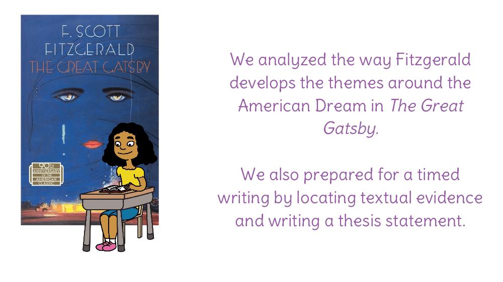 great gatsby essay essay